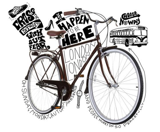 bici London