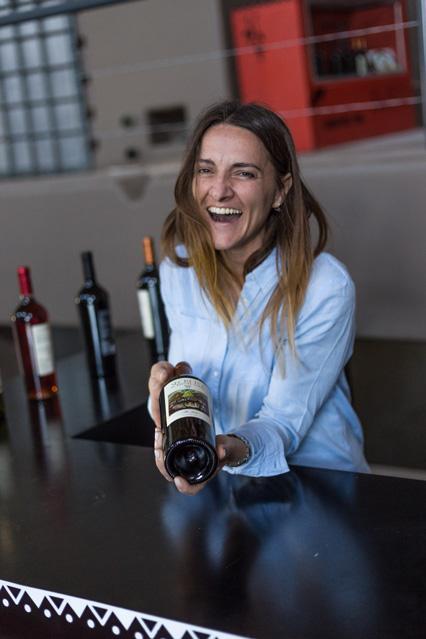 Vinos-Bodega Alto Limay