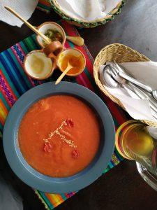 sopa peruana