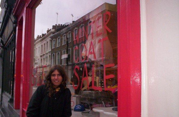 mi primera visita a Londres