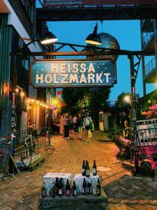 Heissa Holzmarkt