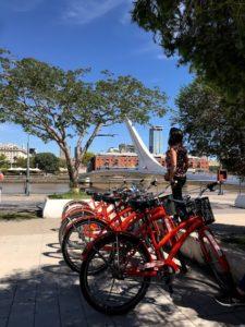 tours en bici en Buenos Aires