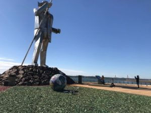Monumento Andresito en Posadas