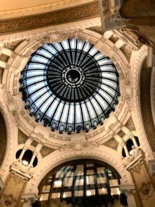 cupula Galeria Güemes